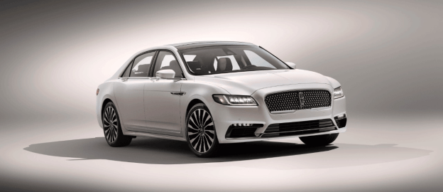 2017 Lincoln Continental Interior, Exterior and Drive