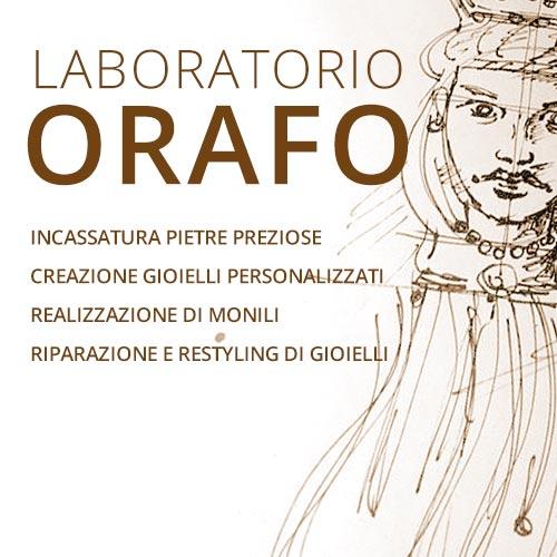 Laboratorio Orafo specializzato in incassatura pietre preziose, creazione gioielli, realizzazione di monili, restyling gioielli