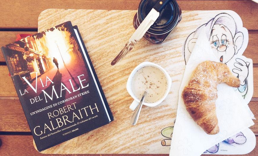 La via del Male di Robert Galbraith aka  J.K Rowling