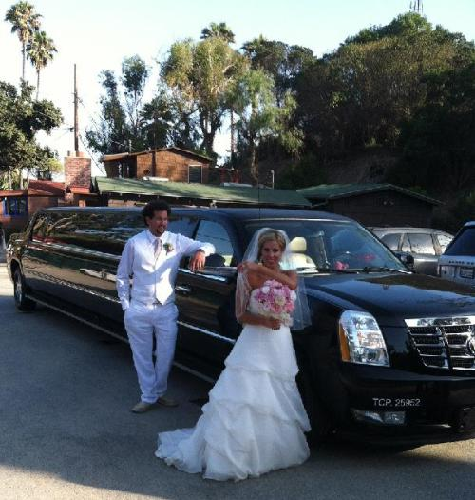 Newport Beach Wedding Limousine, Newport Coast Wedding Limousine
