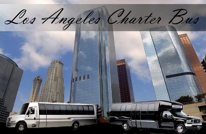 LA Charter Bus
