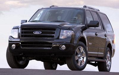 Big Ford SUV Types