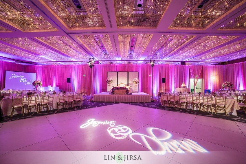 wedding reception formats
