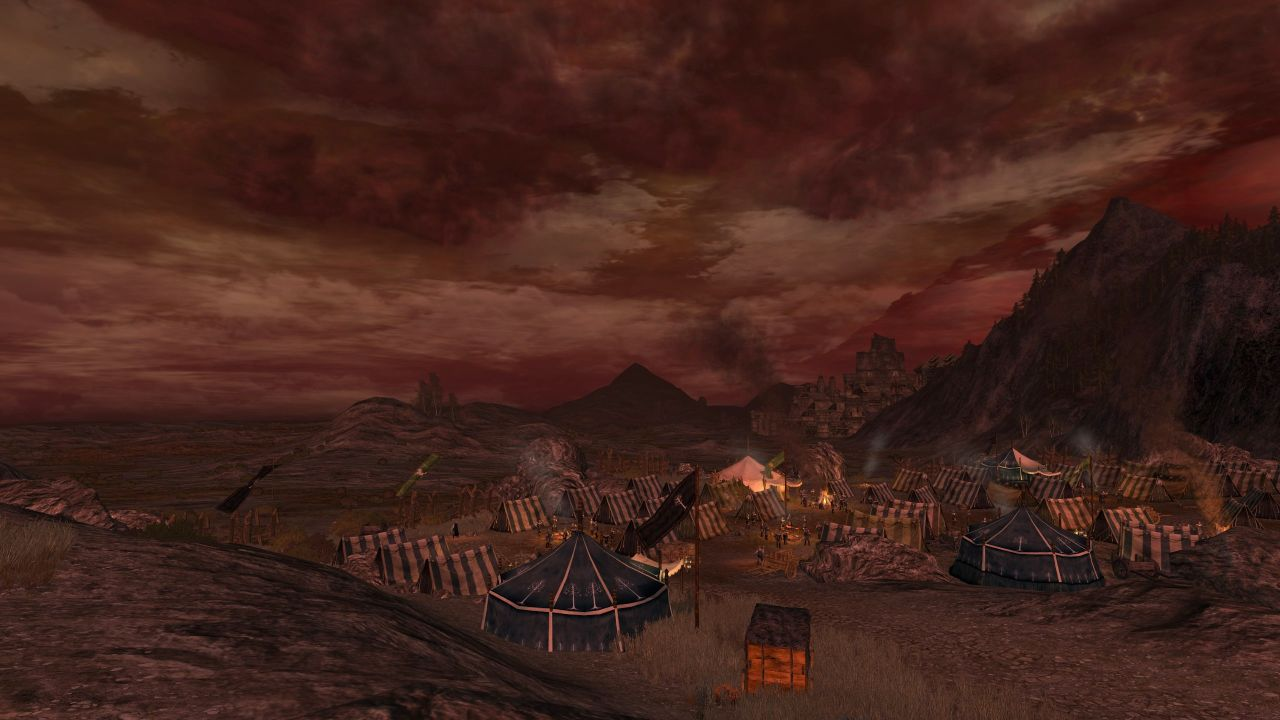 lotro how to start north ithilien