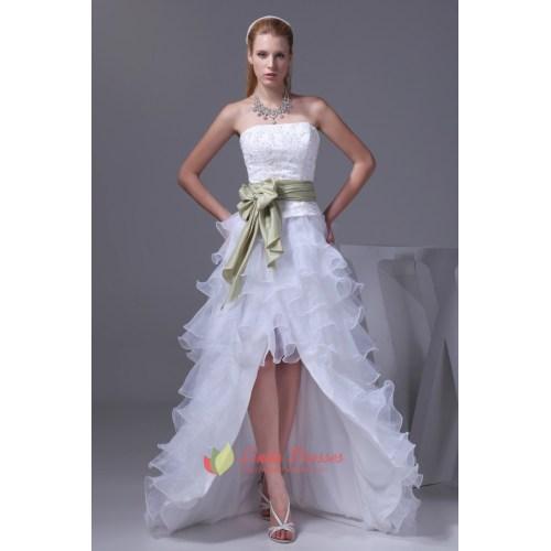 Medium Crop Of High Low Prom Dresses