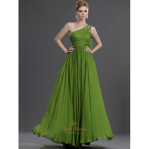 Medium Crop Of Green Bridesmaid Dresses