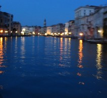 Venetian Grand Canal Taxi Ride