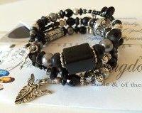 Black bracelet2