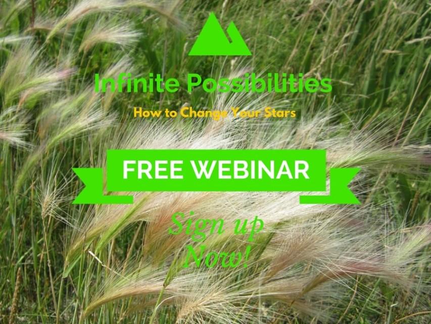 Infinite Possibilities FREE Webinar