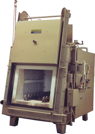 Industrial Heat Treating Furnace Non Ferrous Melting