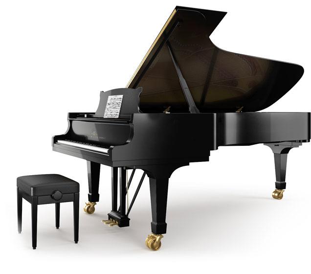 Steinway Concert Grand Piano Lindeblad Piano