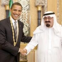 Saudikungen och Obama anfaller Jemen