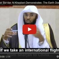 Lärda här hemma och i Saudiarabien