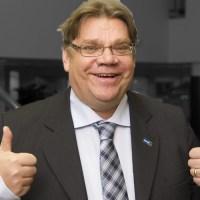 Politisk bomb i Finland
