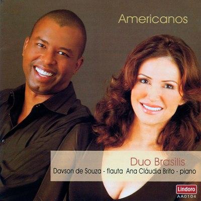 Americanos. Duo Brasilis, de Sousa, Brito. Lindoro