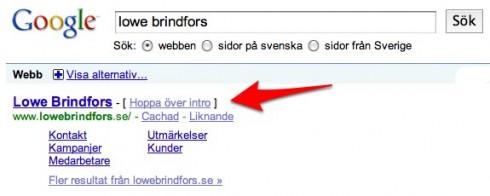 lowe brindfors - Google