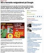 DN.se skriver om sverigedemokraterna.de