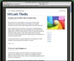 Virtuell Media och Metrobloggen