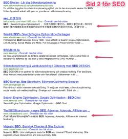 Klicka för större bild av Google-resultatet