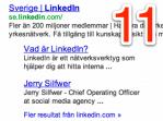 Vässa din LinkedIn-profil redan i sökresultatet
