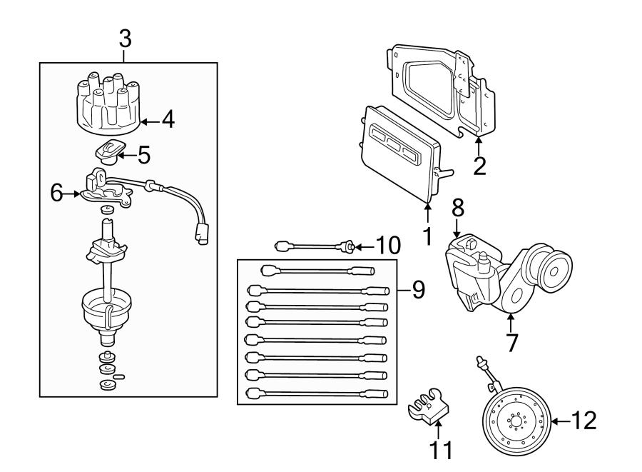 dodge 5.9 spark plug wire diagram