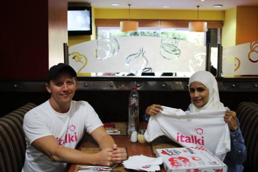 cafe donovan nagel the mezzofanti guild guest post lindsay does languages blog