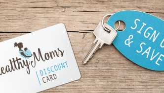 Healthy Moms – There are Discounts Available for YOU!