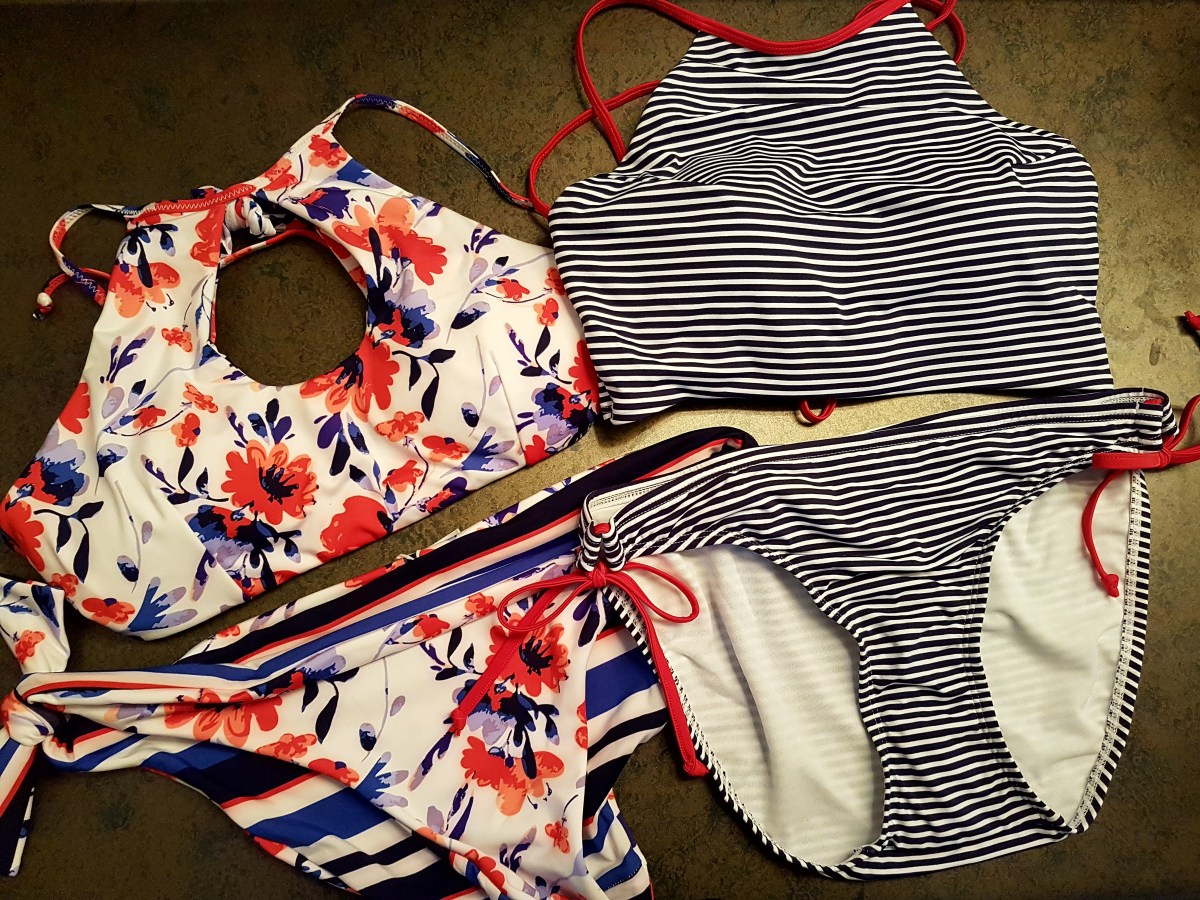 Fear Not the Buying of the Bathing Suit