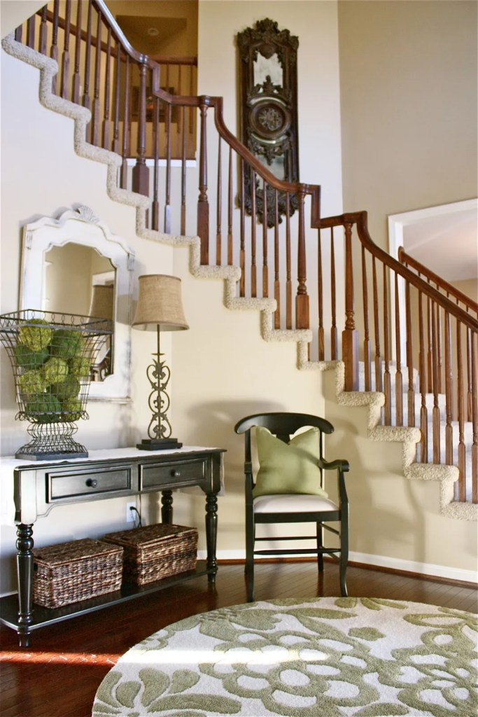 Foyer Chair Jobs : Entryway essentials lindsay hill interiors