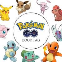 Pokemon Go Book Tag {Tag Thursday}