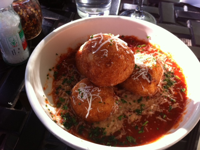 Fried Risotto Ball