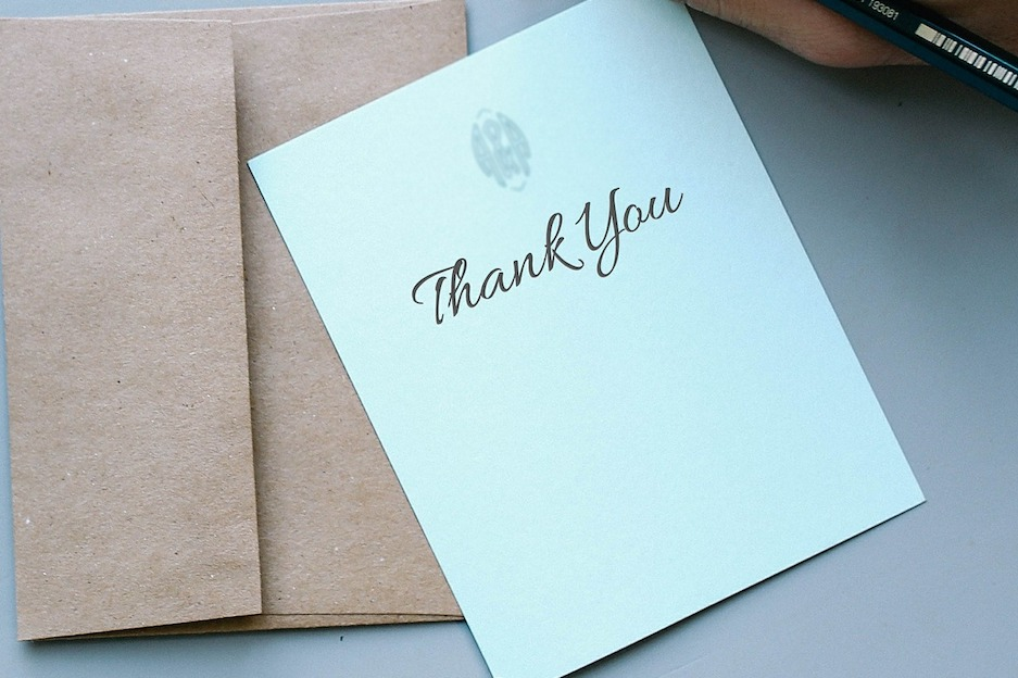 The Dos and Don\u0027ts of Thank You Notes Lindsey Pollak