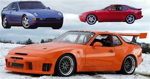 924-944-951-968 at LINDSEY RACING - Your Porsche Performance Parts
