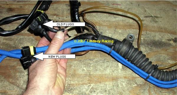REFERENCE SENSOR HARNESS 924S / 944 8v / 944T at LINDSEY RACING