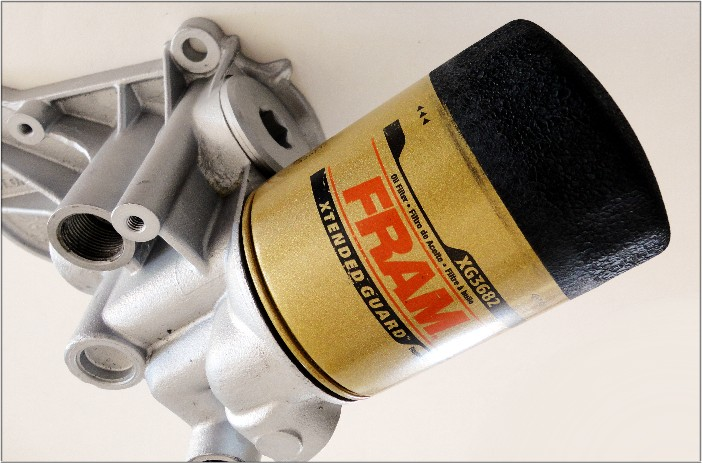 OIL FILTER THREAD ADAPTER at LINDSEY RACING - Your Porsche