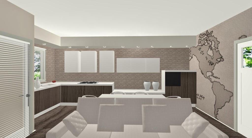 cucina soggiorno lineatre arredamenti
