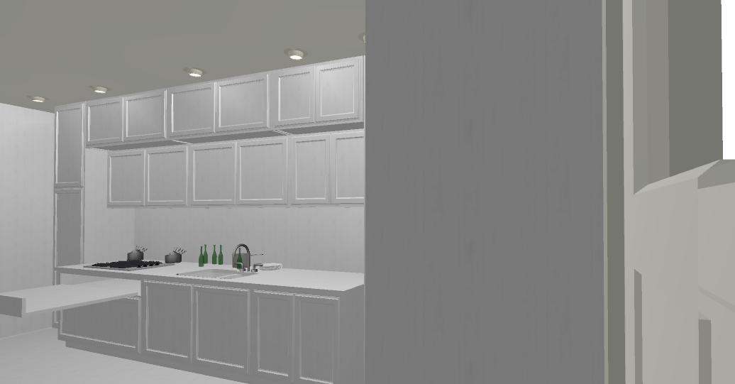 6 regole per una cucina perfetta lineatre arredamenti - Cucina lineare 3 metri senza frigo ...