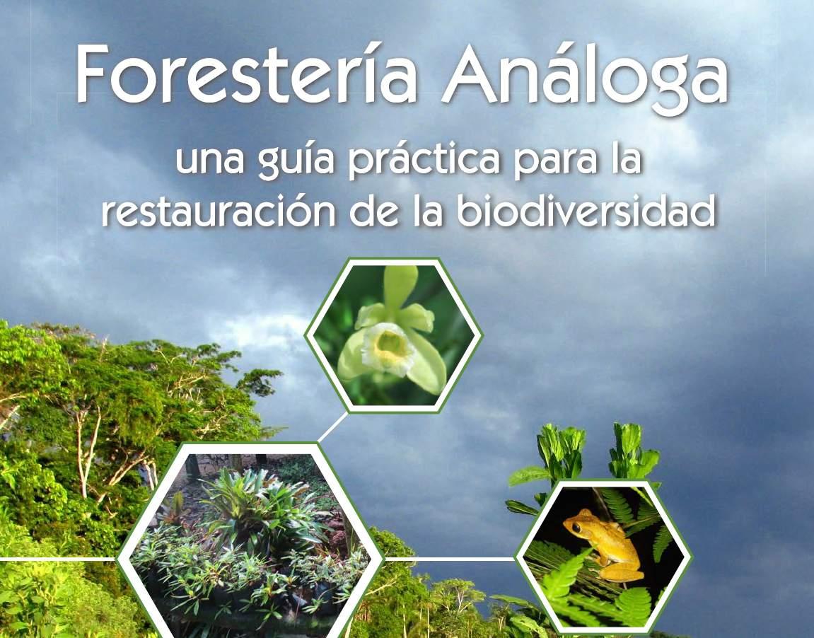 Forestería Análoga. Una guía práctica para restauración de la biodiversidad