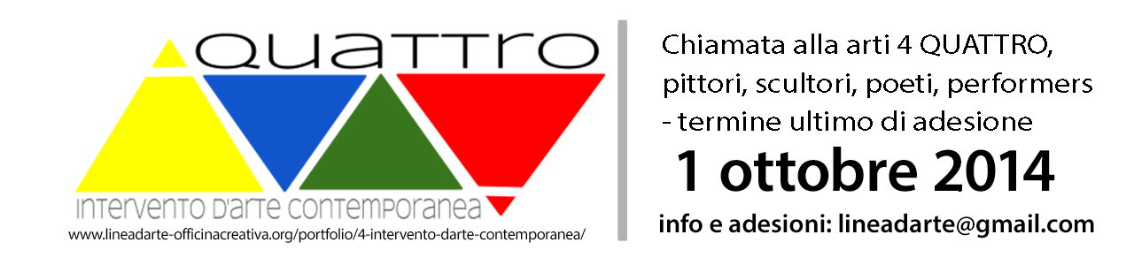 4 – intervento di arte contemporanea