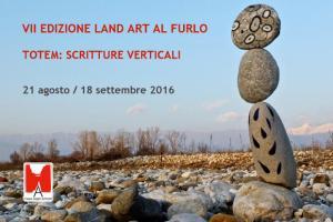 VII Edizione Land Art al Furlo_Totem: Scritture Verticali