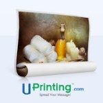 UPrinting Rolled Canvas Giveaway