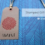 Simple Stamped Gift Tags