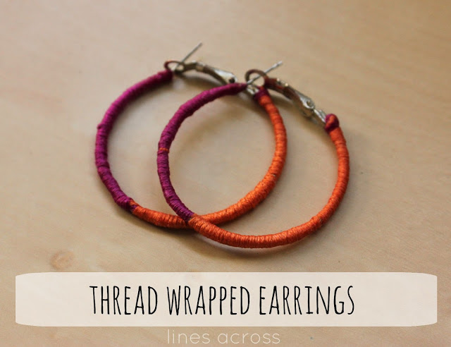Makeover Hoop Earrings