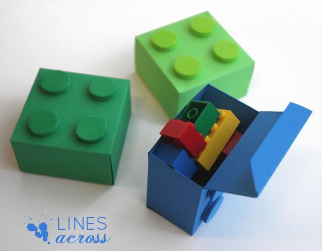2 lego gift box