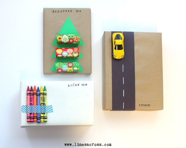 Interactive Gift Wrap for Kids