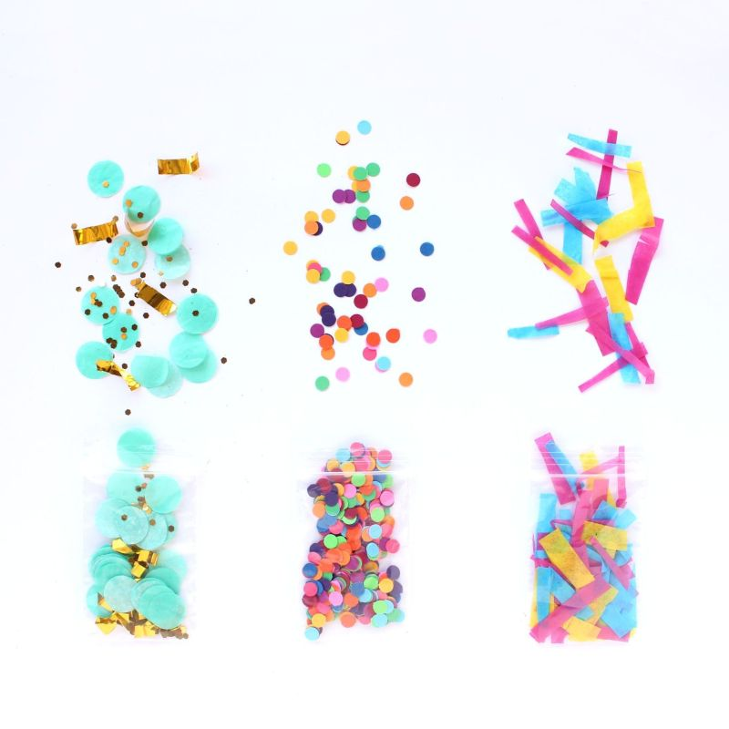 DIY Confetti – Make a Beautiful Mess