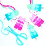 Watercolor Popsicle Garland