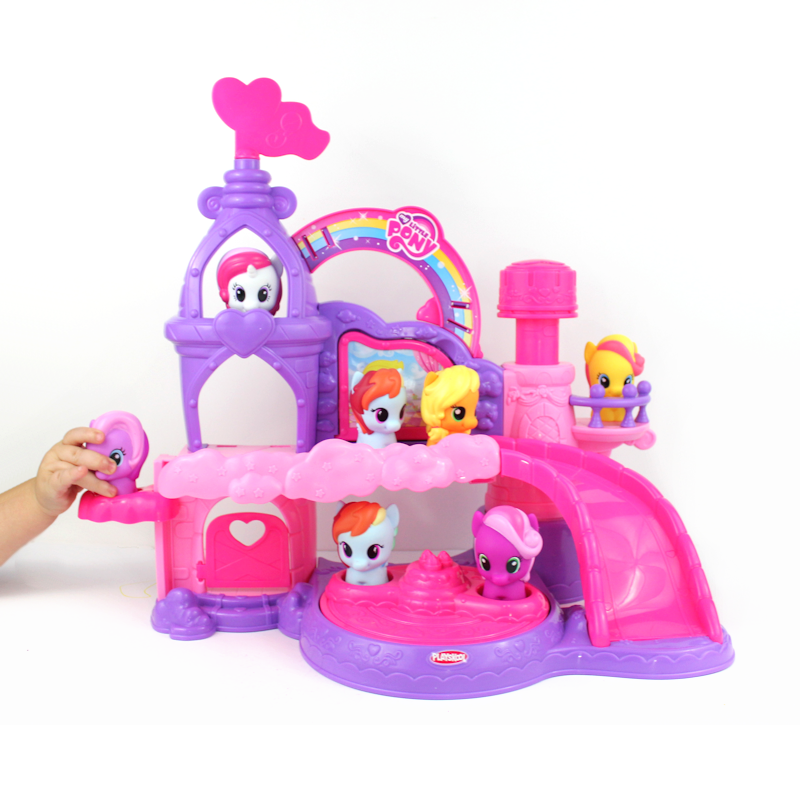 My Little Pony - Playskool Castle