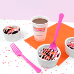 Dunkin' Donuts Hot Chocolate Brownies