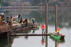J. D. Fowler Bore Into Columbia River (5)